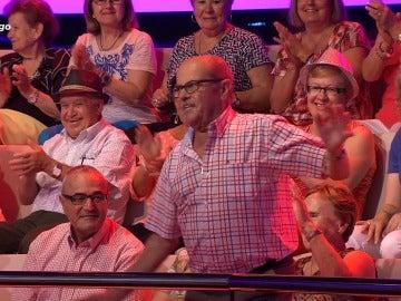 El abuelo que baila a ritmo de 'despacito'