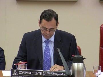 """Caruana admite que el Banco de España actuó pero """"fue insuficiente"""""""