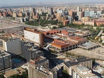 Área de Chamartín (Madrid)