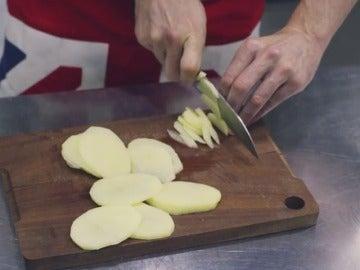 La mejor tortilla de patatas de España (inspirada en la receta del restaurante A Pulpeira de Melide)