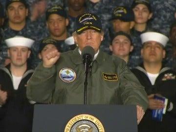 Trump anuncia que el Ejército de EEUU no aceptará a personas transgénero