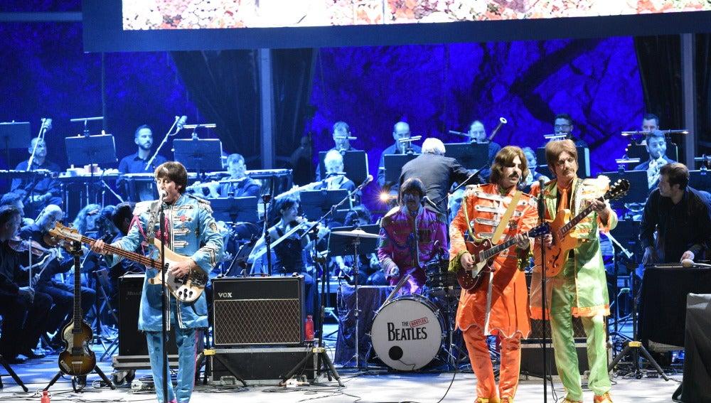 Concierto de The Bootleg Beatles