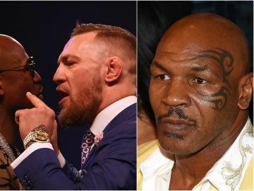 Mike Tyson opina sobre el Mayweather - McGregor