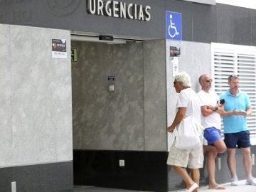 El Hospital donde se encuentra ingresado Ángel Nieto