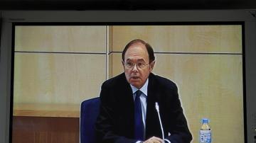 Pío García Escudero declara en la Audiencia Nacional