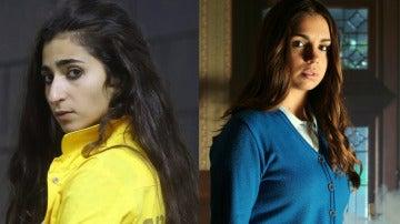 ¿Qué une a Alba Flores y Elena Furiase?
