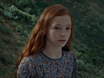 Lily Potter de niña