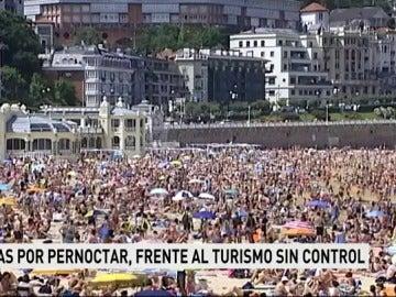 El turismo descontrolado en España obliga a tomar medidas como la tasa por pecnoctar