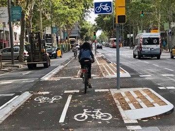 Ir en bicicleta a trabajar, beneficioso para reducir el estrés