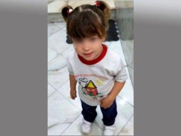 Lucía, la niña hallada muerta en Pizarra