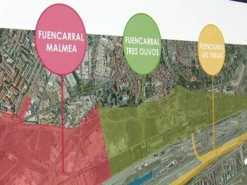 La operación Chamartín contempla la construcción de 11.000 viviendas y reduce la edificabilidad total