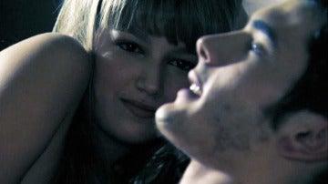 Iván y Manuela, pillados in fraganti