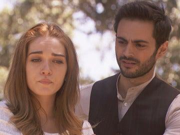 "Julieta rechaza a Saúl por ""ir demasiado aprisa"""