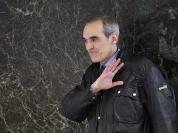 El fiscal jefe Anticorrupción, Alejandro Luzón