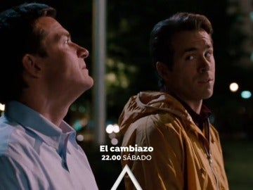 Ryan Reynolds protagoniza 'El Cambiazo' en El Peliculón
