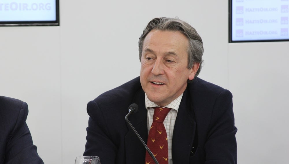 El columnista Hermann Tertsch