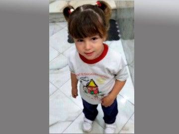Lucía, la menor de tres años ha sido encontrada muerta