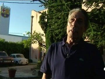 """La historia de Andreu Soto: El """"vecino"""" del Barcelona"""