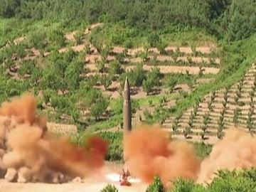 Corea del Norte lanza otro proyectil, según fuentes oficiales de Corea del Sur y Japón