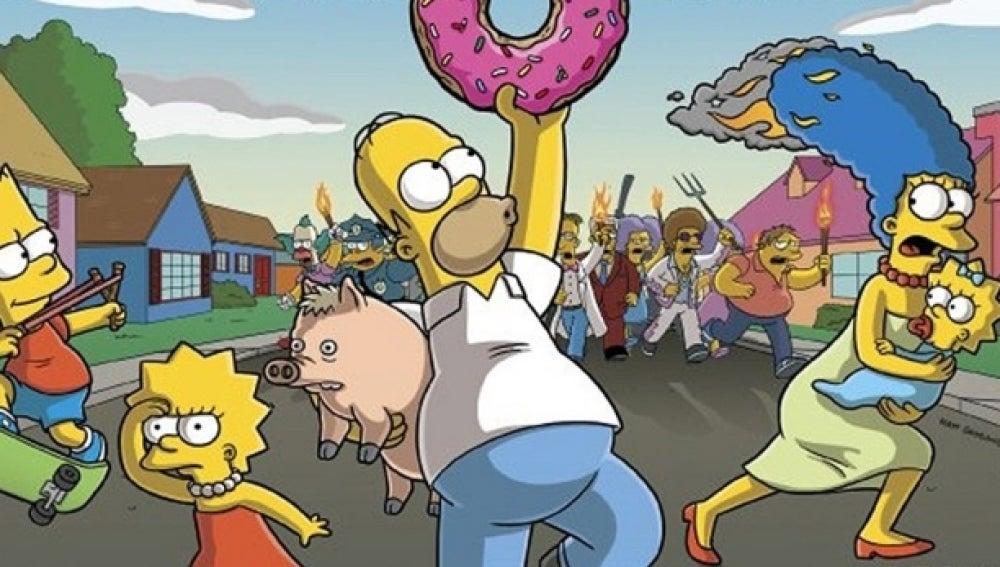'Los Simpson: la película'