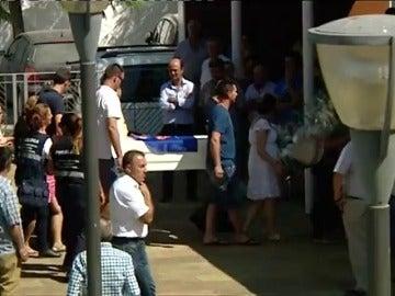 La niña hallada muerta en Málaga, enterrada en Alhaurín