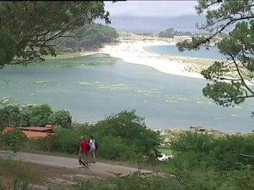 Un trozo de paraíso en Galicia