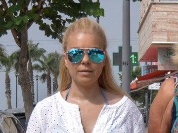 María José Campanario reaparece tras su ingreso completamente cambiada