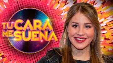 Lucía Gil, la última concursante confirmada para 'Tu cara me suena'