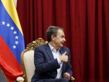 El expresidente del Gobierno José Luis Rodríguez Zapatero