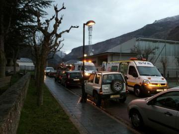 Ambulancia de Zaragoza