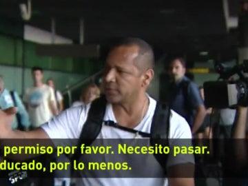 Neymar Sénior, contra la prensa