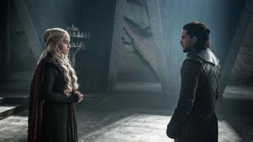 El esperado encuentro entre Daenerys Targaryen y Jon Snow