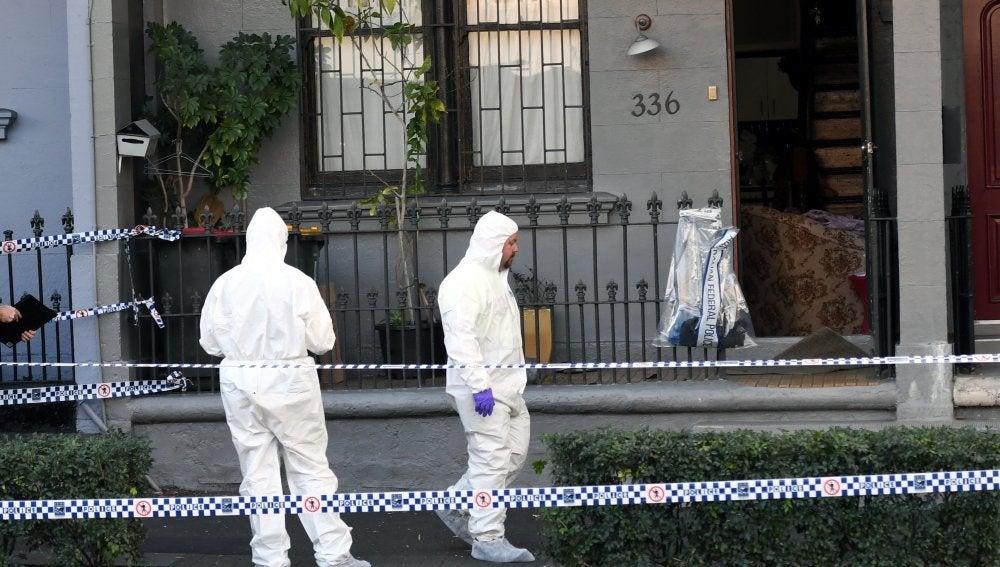 Detenidos cuatro terroristas en Australia que planeaban derribar un avión