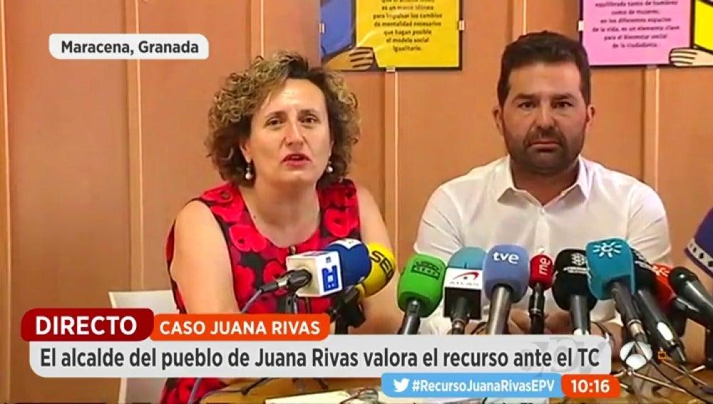 EP rueda de prensa Juana