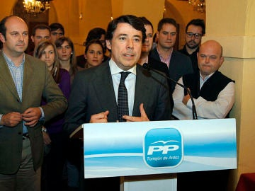 Ignacio González, imagen de archivo