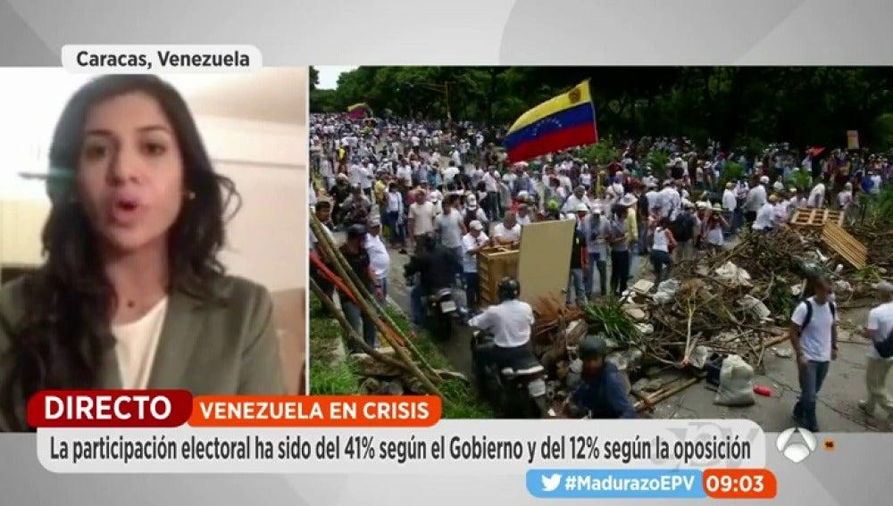EP amanda venezuela