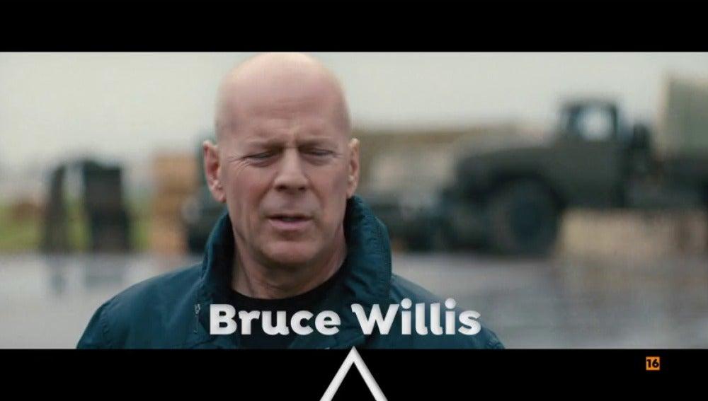 Bruce Willis protagoniza 'RED 2'