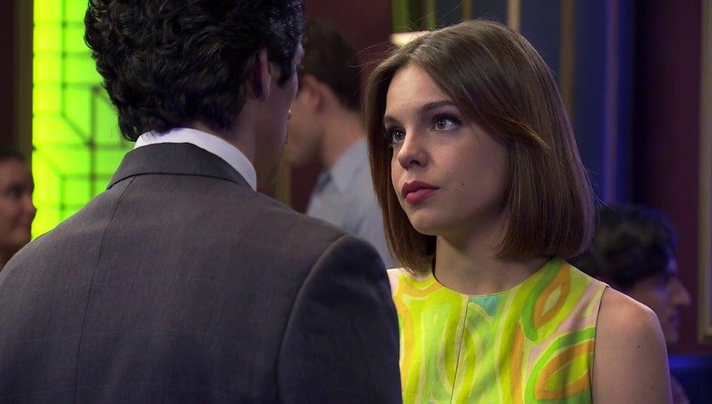 María rompe con Martín