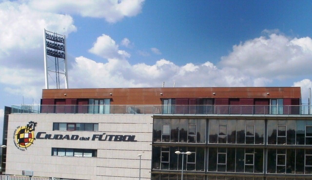 La Ciudad del Fútbol de Las Rozas funcionará como centro de vacunación frente al coronavirus
