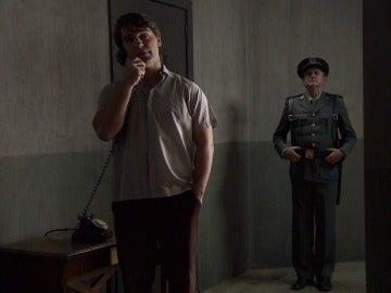 Maroto pide a Sebas que le visite en la cárcel