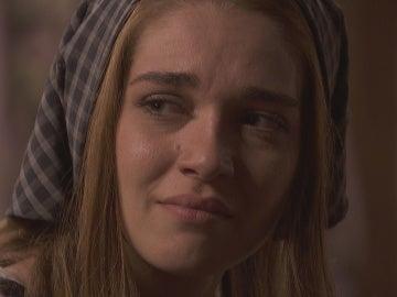 Julieta convencida del culpable del incendio