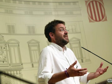 Albano Dante, líder de Podem Cataluña