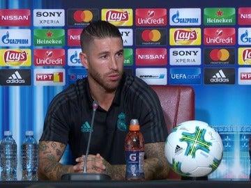 """Sergio Ramos: """"Mourinho no ha cambiado mi vida como futbolista, simplemente fue un entrenador más"""""""