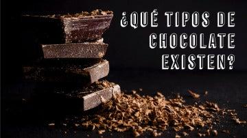 Tipos de chocolates
