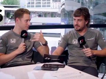 El 'zasca' de Fernando Alonso a Sebastian Vettel