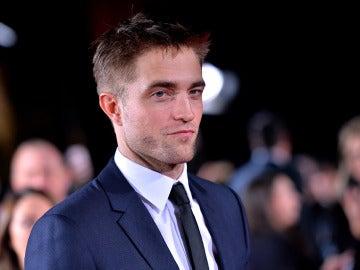 Robert Pattinson en una de sus últimas apariciones públicas