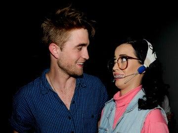 Katy Perry y Robert Pattinson