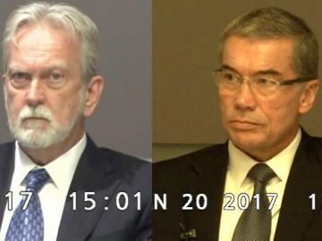 """Los acusados James Mitchell y John """"Bruce"""" Jessen acusados de crímenes de guerra"""