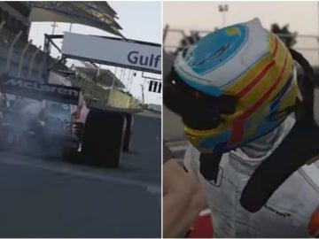Imágenes del nuevo videojuego de F1 con Alonso como protagonista