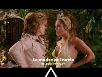Jennifer López y Jane Fonda protagonizan la comedia 'La madre del novio'